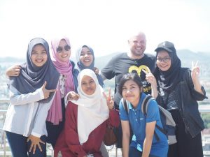 Field Trip in EFL-221 Communicative English for Tourism and Hospitality course