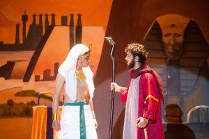 """ละครเวทีประจำปีภาษาอังกฤษ ครั้งที่ 5 """"The Prince of Egypt"""""""